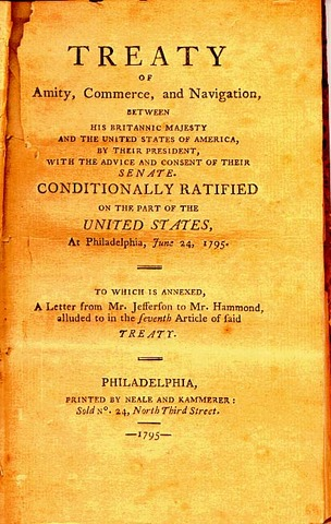The Pinckney Treaty