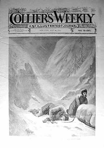 "Samuel Hopkin's Adams publishes, ""The Great American Fraud"""