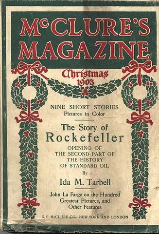 "Ida Tarbell's ""History of the Standard Oil Company"""