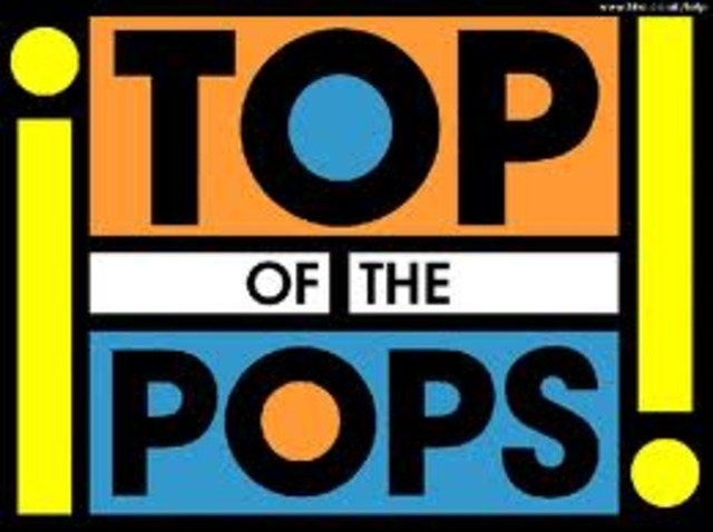 Top of the Pops Tv Programme begins