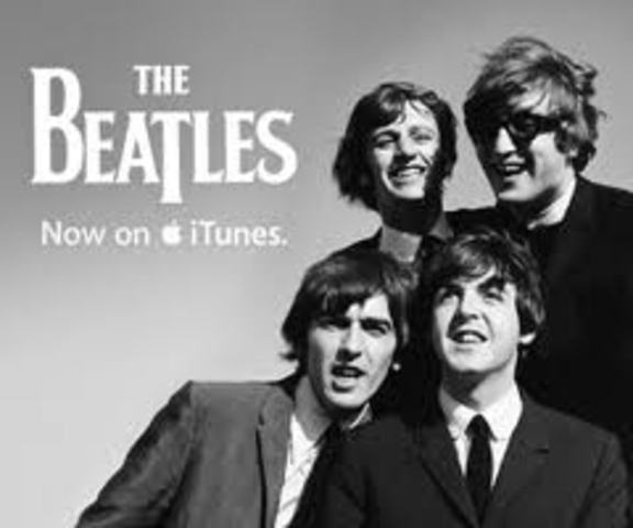 "The Beatles release the song - ""A Hard Days Night"""