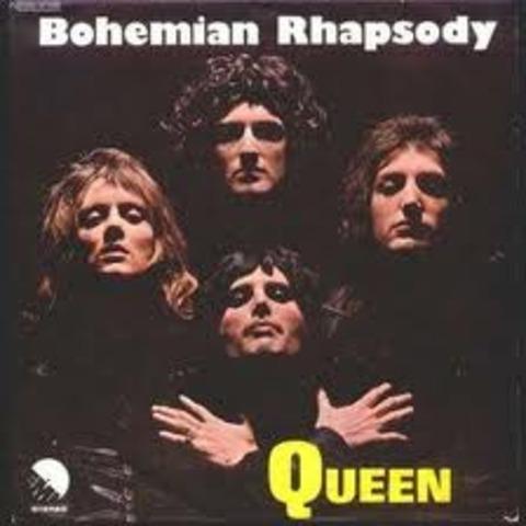 """Queen release """"Bohemian Rhapsody"""""""