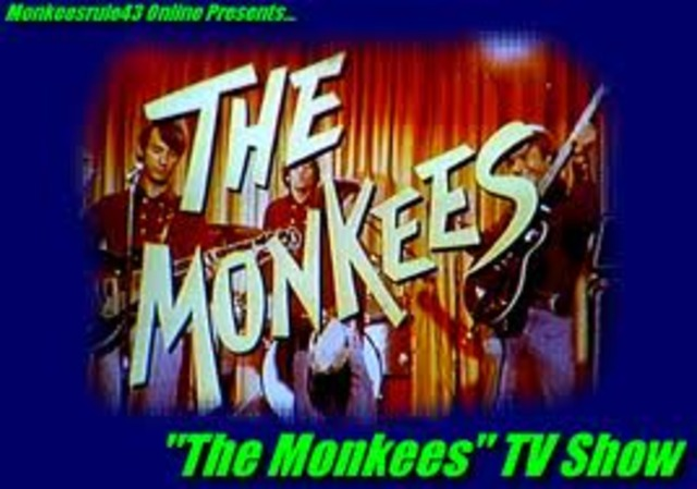 The Monkees TV Show begins