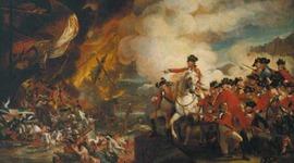 Aaron Williams: Revolutionary Battles timeline