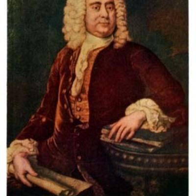 George Frideric Handel timeline