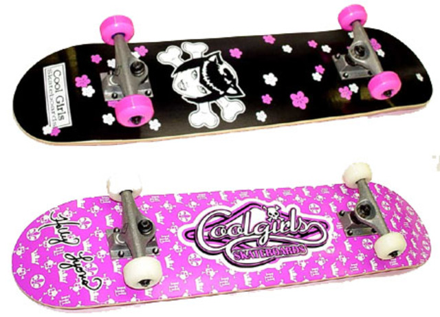 Present Day Skateboards