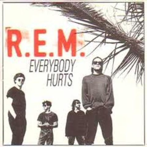 REM: Everybody hurts video wins best director award