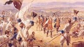 Amarican Revolution and major battels timeline