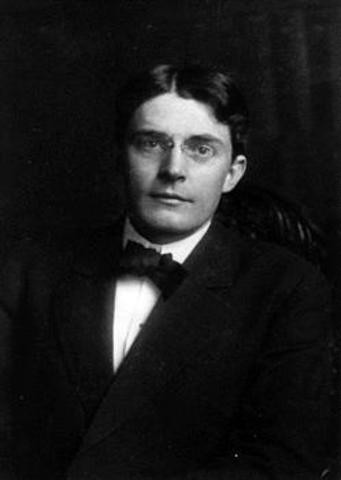 John Broadus Watson, creador del BEHAVIORISME