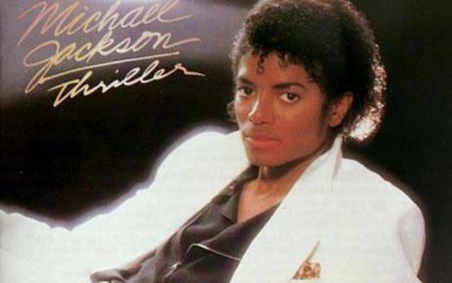 "Michael releases ""Thriller"""