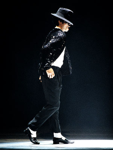 The Moonwalk became famous