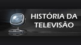 HISTÓRIA DA TELEVISÃO timeline