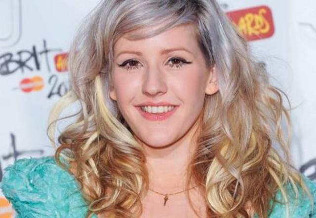 Ellie Goulding gains recognition.