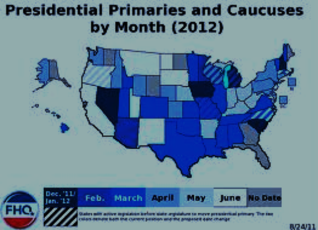 Caucuses & Primaries
