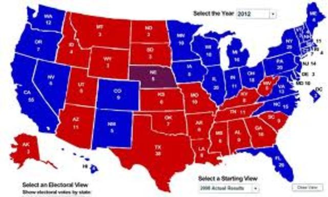 Electoral College casts votes