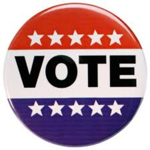 Citizens may cast votes/elect