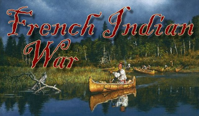 French and Indian war starts