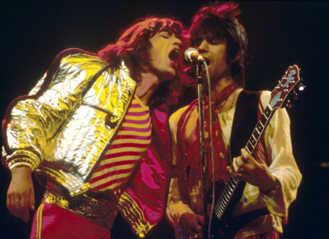 Rolling Stones Tour of Europe