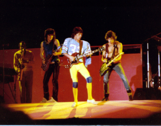 Rolling Stones American Tour