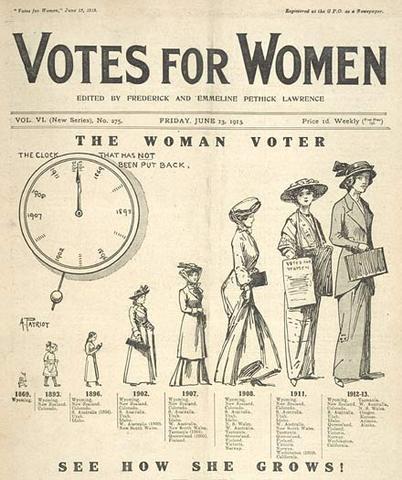 Women Can Vote (P.E.I.)