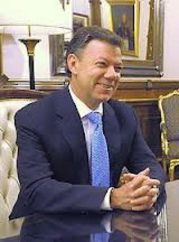 Juan Manuel Santos Calderón