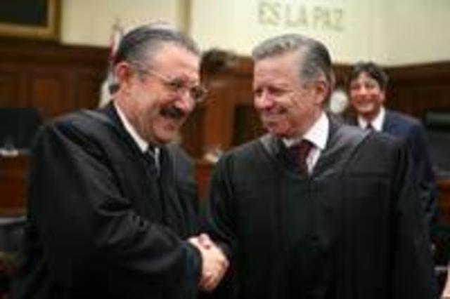 El Senado designa a Luis María Aguilar y a Arturo Zaldívar