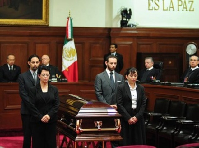 Fallece el Ministro José de Jesús Gudiño Pelayo
