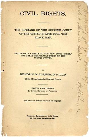 Civil Right Act (1875)