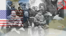 Den kalde krigen - Jannicke timeline