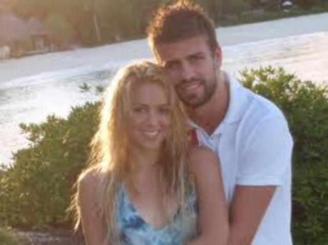 Shakira's love life