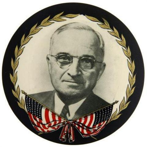 Harry Truman is inaugurated