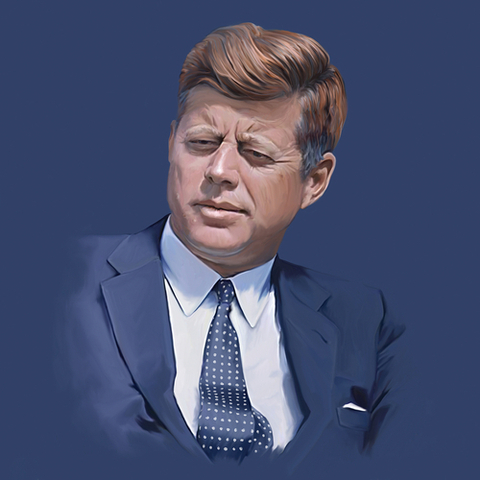 JFK Blown Away