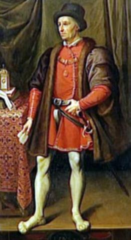 """El termino """"le Portier"""" apareció por primera vez en Francia y fue introducida por el Rey Luis XI."""