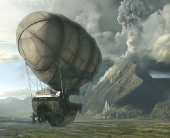 The Re-Invention of Airships