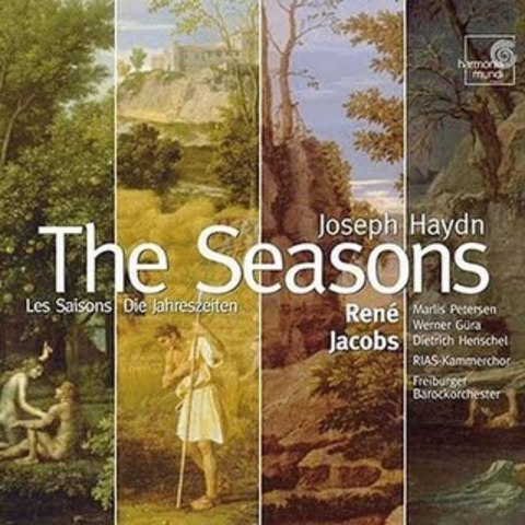 "and I also composed ""The Seasons"""