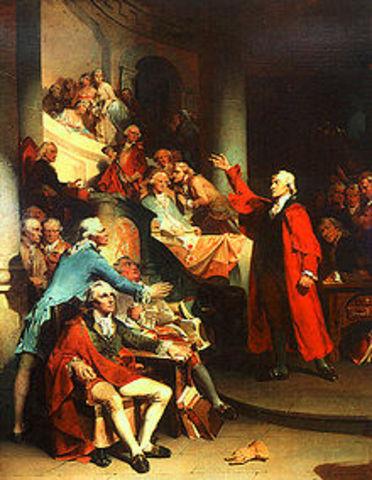 """Give me Liberty"" Speech"