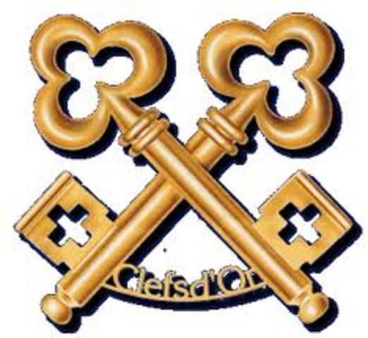 la profesión se extendió a Europa y en ese momento, comenzaron a ser los guardianes de las llaves, en notables castillos y edificios de gobiernos.