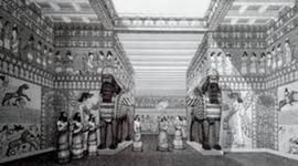 Mesopotamia: Asiria timeline