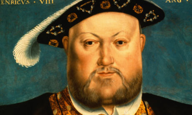 Henry VIII passes first Act of Supremacy