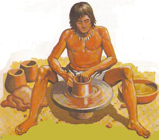 Resultado de imagen de La alfarería en sumeria
