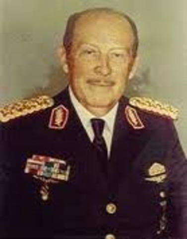 dictadura en paraguay