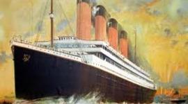 The Titanic (Meg) timeline