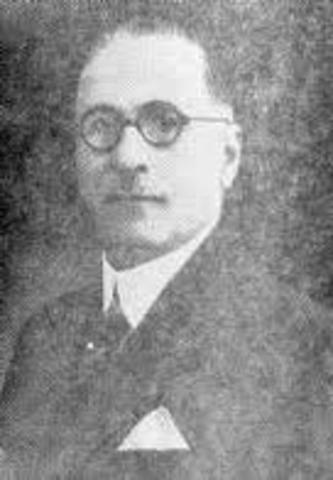 Pio Romero Bosque (1927-1931)