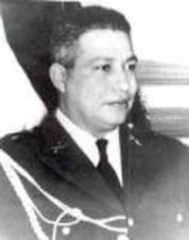 Oscar Osorio (1950 - 1956)