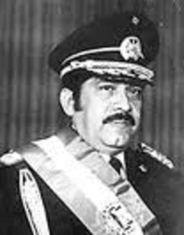 Arturo Armando Molina (1972-1977)