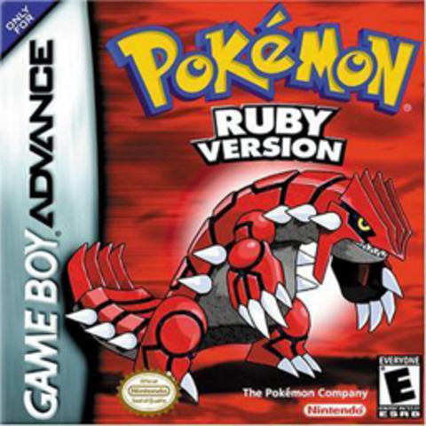 Pokémon Ruby and Sapphire Versions