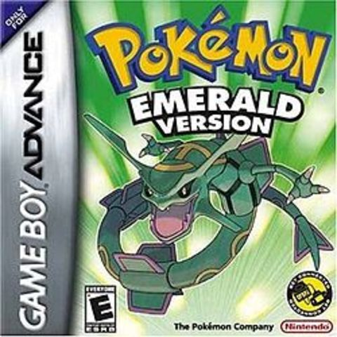 Pokémon Emerald Version