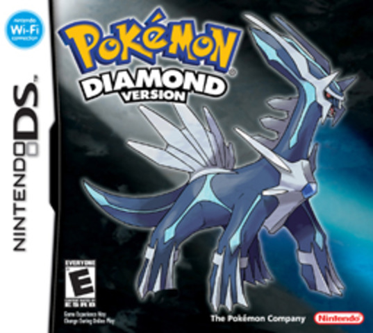 Pokémon Diamond and Pearl Versions