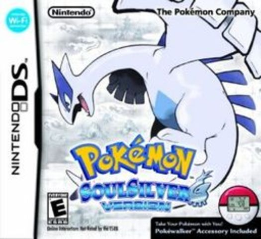 Pokémon HeartGold and SoulSilver Versions