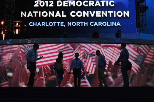 2012 Democratic National Covention